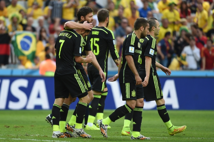 CM Brazilia 2014: Victorie de adio