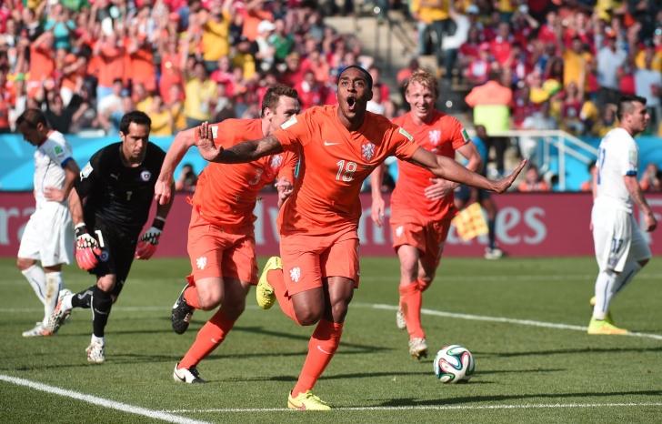 CM Brazilia 2014: Olanda câștigă Grupa B