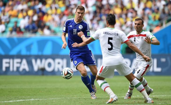 CM Brazilia 2014: Bosnia-Herțegovina - Iran 3-1
