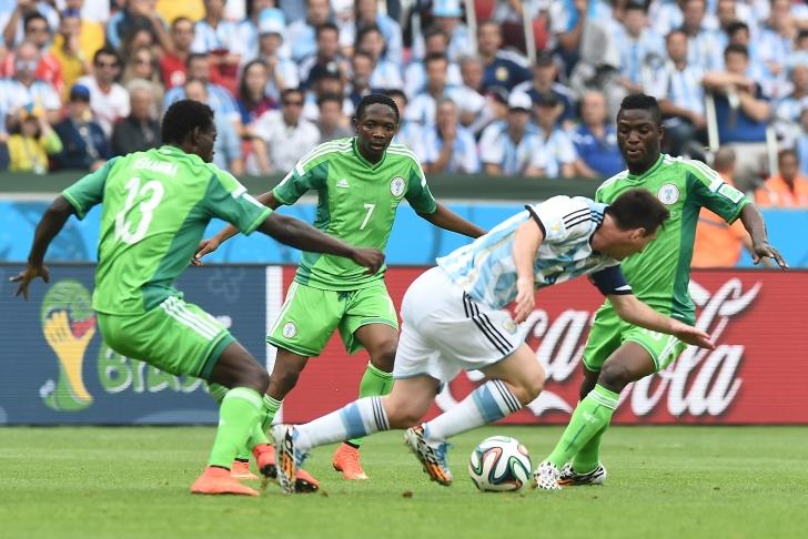 CM Brazilia 2014: Meciul lui Musa și Messi