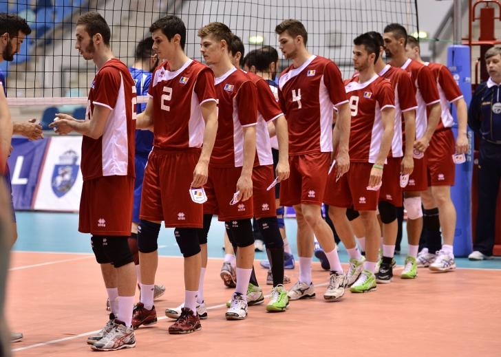 Polonia - România 3-1 în Liga Europeană