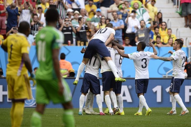CM Brazilia 2014: Franța intră în sferturi