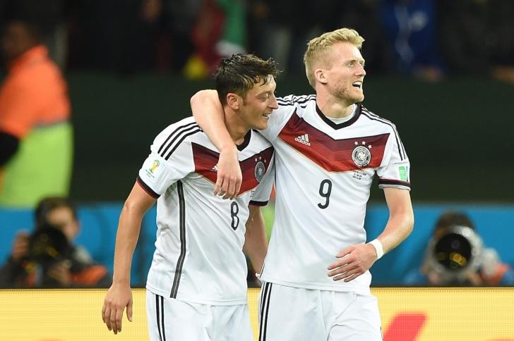 CM Brazilia 2014: Germania, în prelungiri