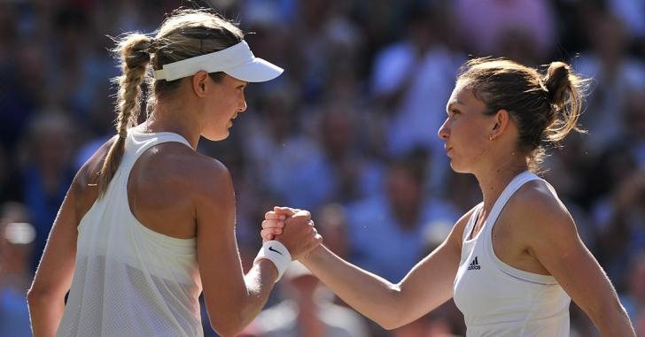 Wimbledon: Se oprește în semifinală