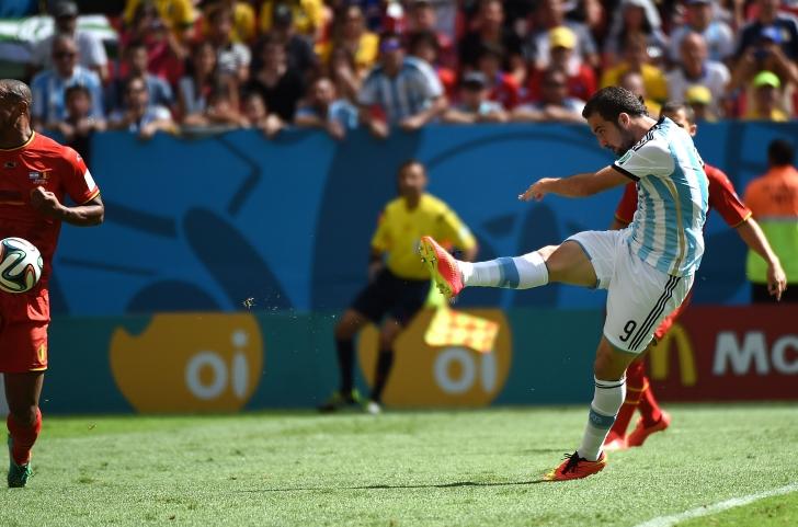 CM Brazilia 2014: Argentina în semifinale