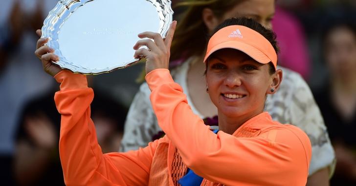 Încasările din 2014 ale primelor 6 jucătoare din ierarhia WTA