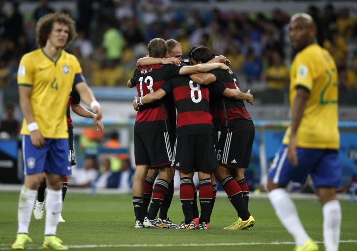 CM Brazilia 2014: Pariu pe scor corect Brazilia - Germania