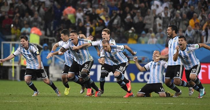 CM Brazilia 2014: Argentina, a doua finalistă