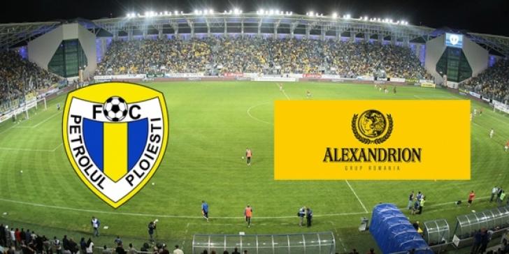Distileriile Alexandrion, cel mai nou partener al FC Petrolul