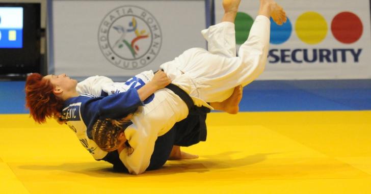 Trei medalii românești la Cupa Europeană de judo