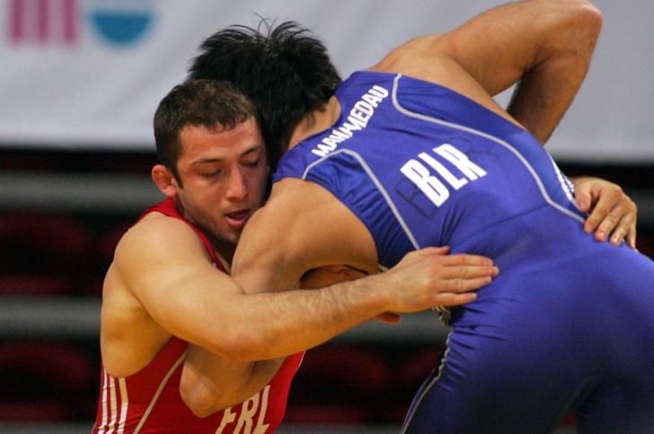 România a dominat Campionatele Internaționale de lupte de la București