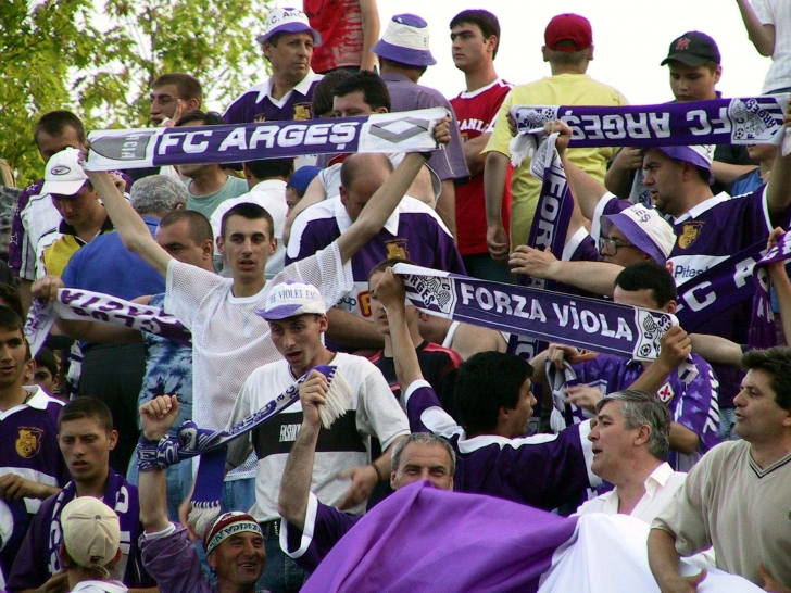 Comunicat al suporterilor de la FC Argeș