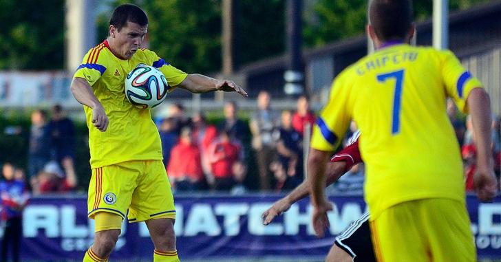 Bourceanu, convocat pentru partida cu Grecia