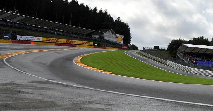 Vișoiu, abandon la Spa-Francorchamps