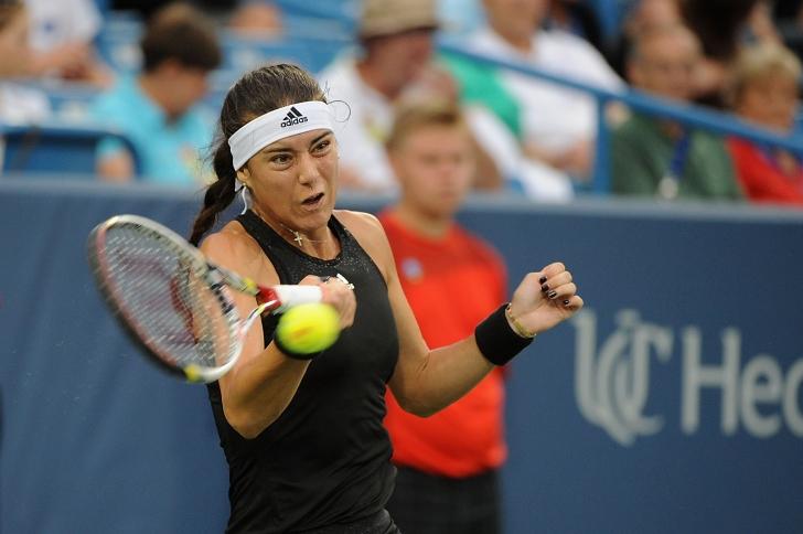 US Open: Sorana avansează și la dublu