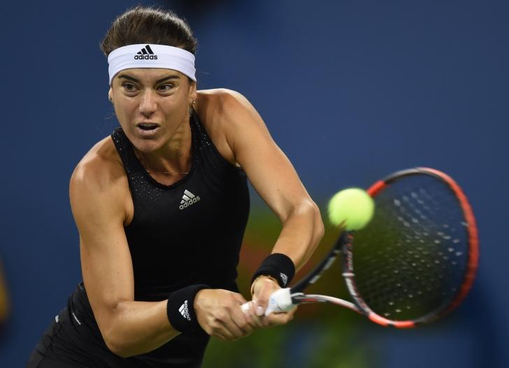 US Open: Sorana cedează în decisiv