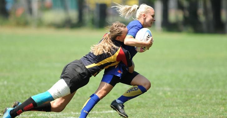 Poli Iași, în fruntea clasamentului la rugby 7 senioare