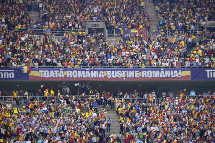 EURO 2020: România ar putea juca la București