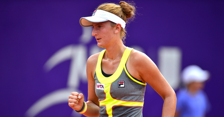 Irina va juca a cincea finală de dublu a anului!