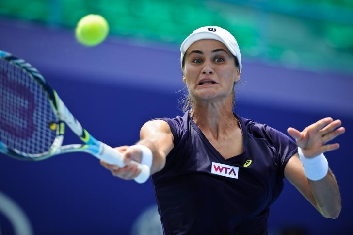 China Open: Monica, aproape de surpriză