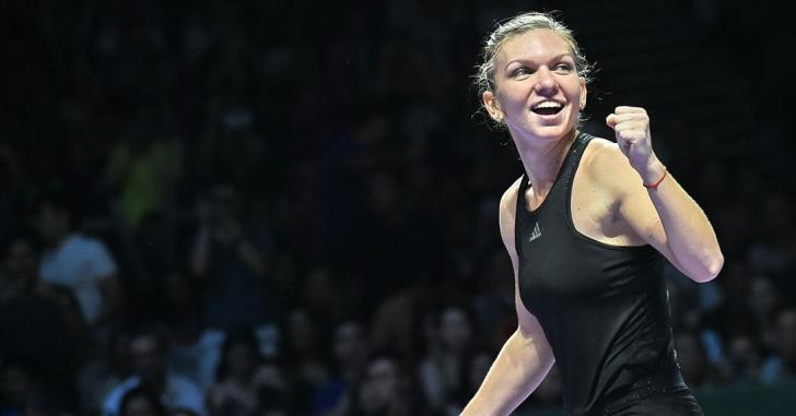 Finala campioanelor pentru Simona Halep!