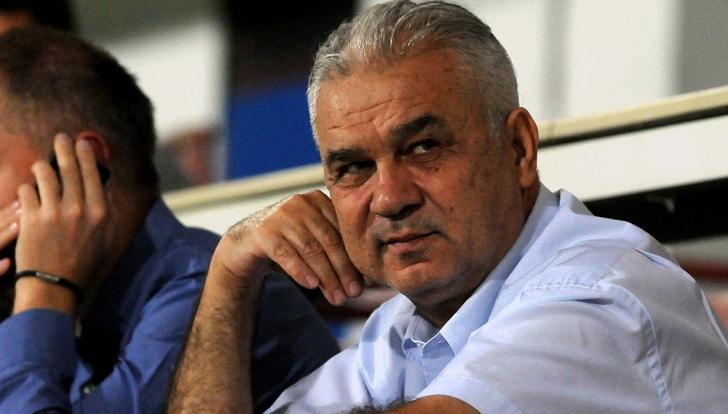 Anghel Iordănescu este noul selecționer al Naționalei României
