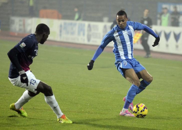 Liga I: CSMS Iaşi - CS Universitatea Craiova, scor 1-3