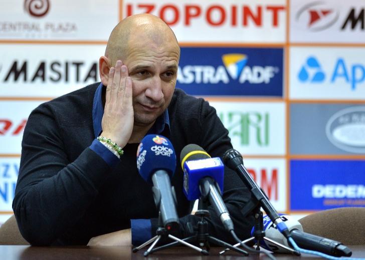 Vasile Miriuță și-a reziliat contractul cu CFR Cluj