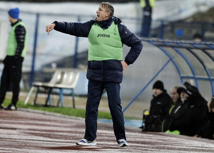"""Săndoi: """"Suntem peste Steaua în clasamentul formei şi vrem să arătăm asta şi pe teren"""""""
