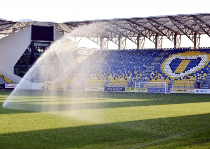 Meciul Petrolul Ploieşti - Concordia Chiajna se va disputa pe Stadionul Ilie Oană