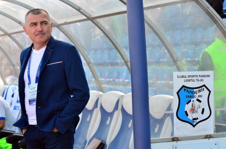 Petre Grigoraş părăseşte conducerea tehnică a echipei Pandurii