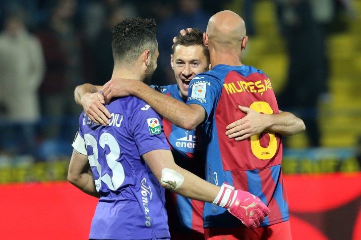 Liga I: Oţelul Galaţi - ASA Târgu Mureş, scor 0-2