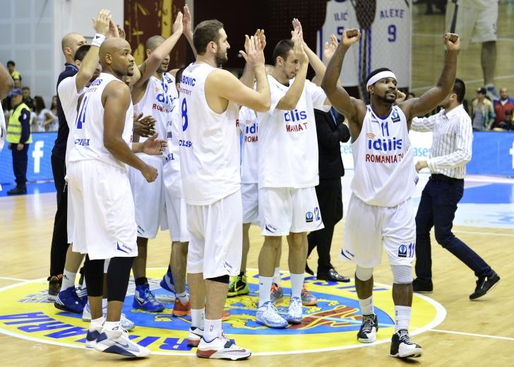 Euro Cup: CSU Asesoft, victorie cu Hapoel Ierusalim și calificare în Top 32