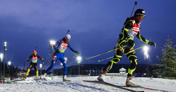 Eva Tofalvi, locul 16 în sprintul de la Hochfilzen