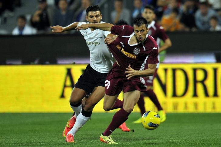 Astra Giurgiu și CFR Cluj, amendate de UEFA și suspendate trei sezoane din cupele europene