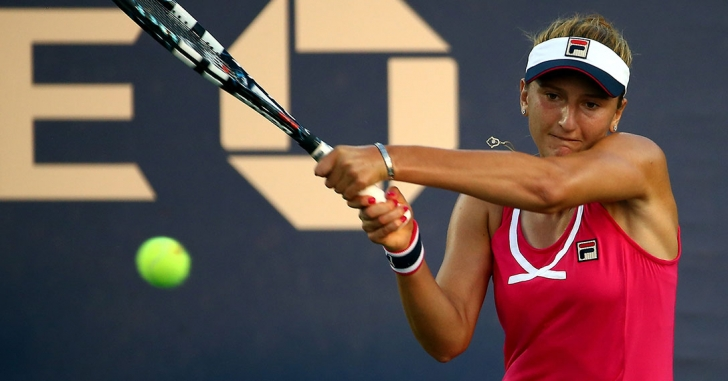 WTA Shenzhen: Begu, parcurs minim la simplu