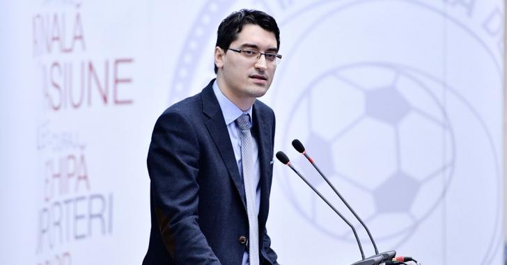 Tocală: Dacă FRF nu a făcut cerere de finanţare pentru 2015 înseamnă că renunţă, noi nu îi obligăm