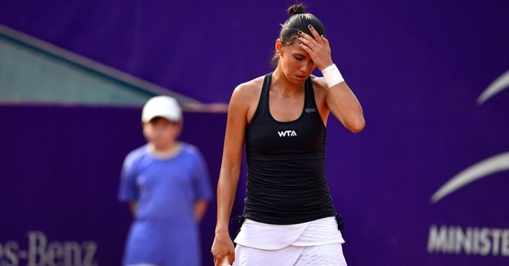 WTA: Azi, fără succes la dublu