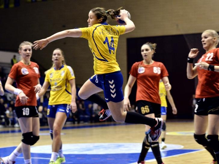 Liga Națională: Victorii pentru CSM București și CSM Ploiești
