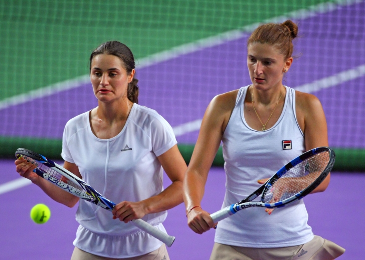 Fed Cup: Begu și Niculescu au adus victoria României în fața Spaniei