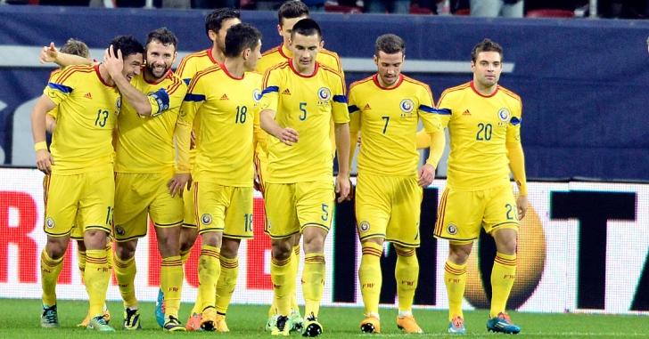 România a coborât pe locul 16 în clasamentul FIFA
