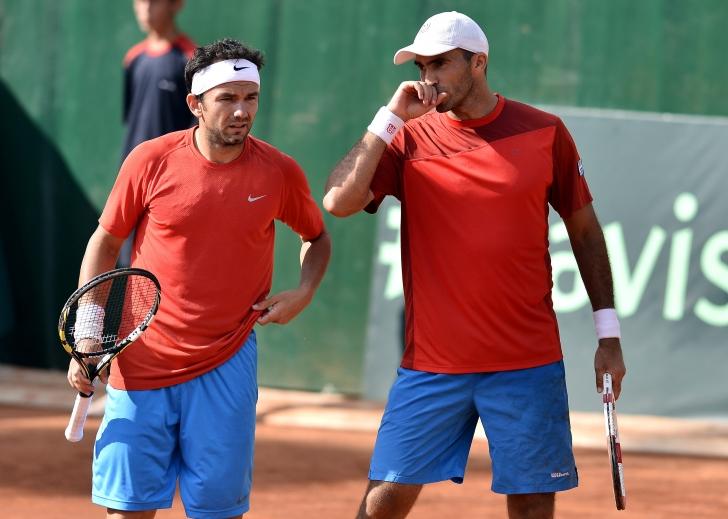 ATP Rotterdam: Ambii români vor juca în semifinale