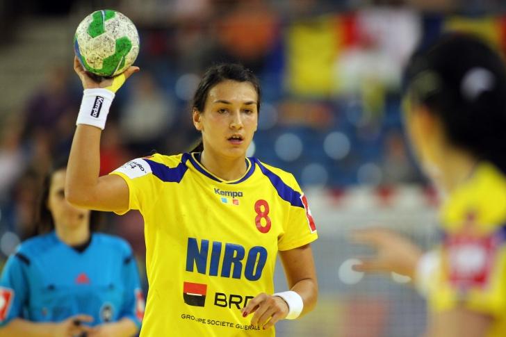 Cristina Neagu, nominalizată de IHF la titlul de jucătoarea anului în 2014
