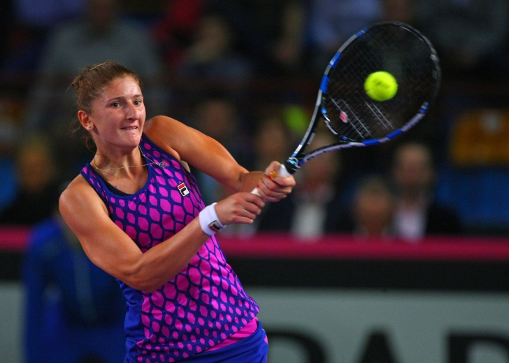 WTA Rio: Begu trece în sferturi