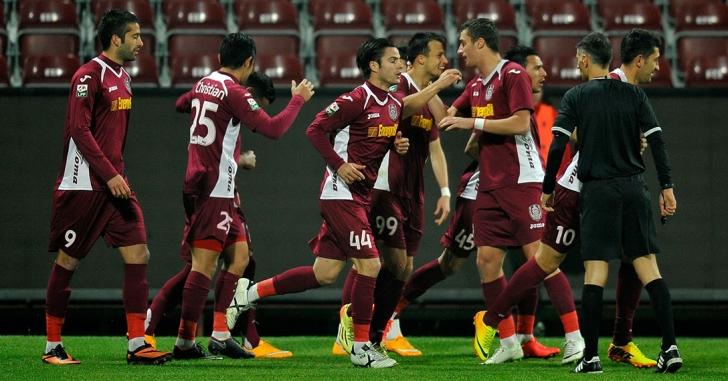Comisia de Recurs a FRF a respins apelul clubului CFR Cluj