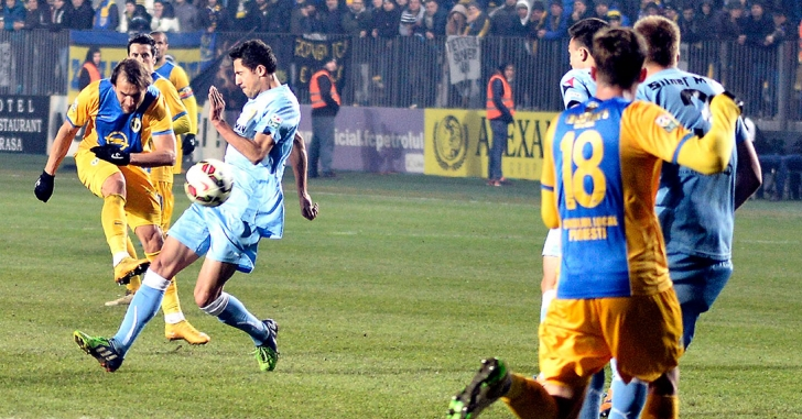 Liga 1: Sclipirea lui Teixeira aduce victoria