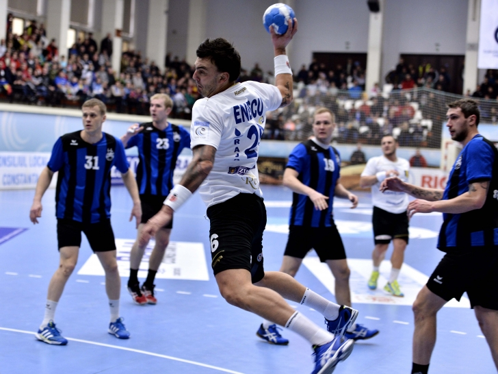 Cupa EHF: Team Tvis Holstebro - HCM Constanța 34-27