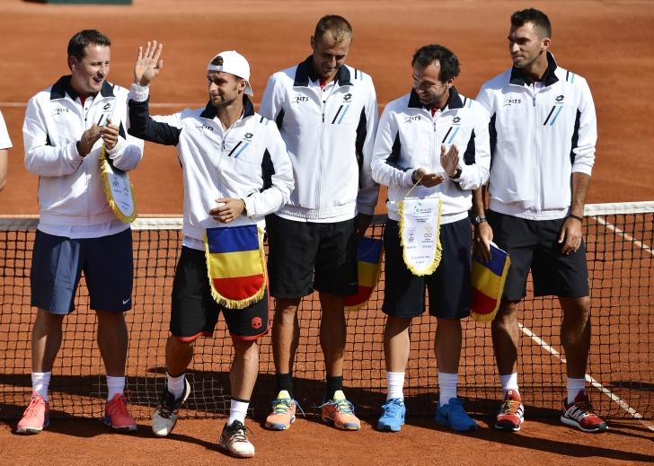 Cupa Davis: Au fost anunțate echipele pentru întâlnirea România-Israel