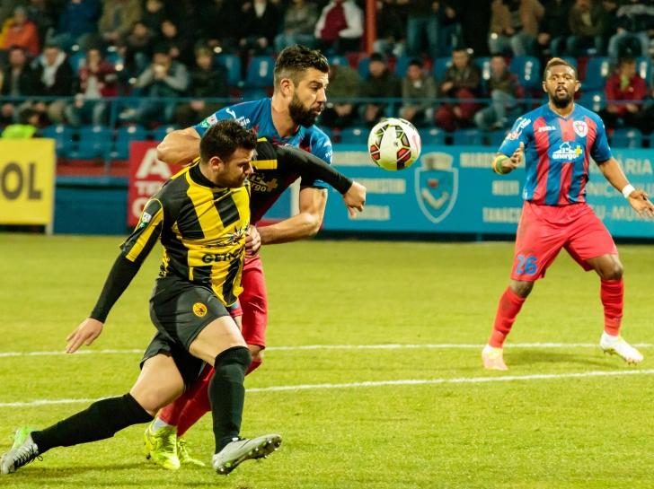 Liga 1: Atunci când se joacă fotbal...