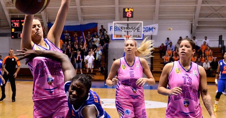 CSU Alba Iulia și Univ. Goldiș ICIM Arad, în finala Ligii Europei Centrale
